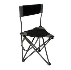 Sit comfortably at any adventure or sporting event with TravelChair Tripod Slacker Folding Stool. With a small and lightweight design, this convenient stool features an attached shoulder strap for easy carrying. Camping Stool, Folding Camping Chairs, Camping Furniture, Outdoor Furniture, Furniture Decor, Chair Fabric, Chair Cushions, Camping Hacks, Camping Gear