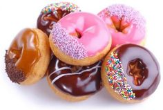 Create a silly holiday.    Pick a day and celebrate something fun.  There actually is a National Donut Day - it is the first Friday in June.  Put your new holiday on the calendar for next year.