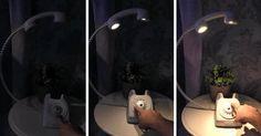 【影片】撥動時代光芒!Bjorn Freed 的轉盤式電話檯燈 | 大人物