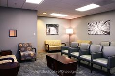 Day Surgery Waiting Room
