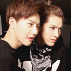 EXO Leaders ( ͡° ͜ʖ ͡°)