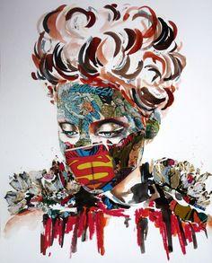 La Cage et l'Éclat des fleurs Cage, Sandra Chevrier, Comic Art, Comic Books, Beauty In Art, Old Magazines, Pin Up Art, Illustrations Posters, Deviantart
