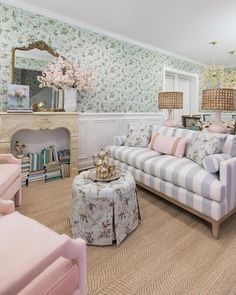 Jennifer Lake Ballard Living Room