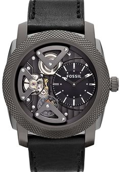 ME1129 - Authorized Fossil watch dealer - MENS Fossil MACHINE, Fossil watch, Fossil watches