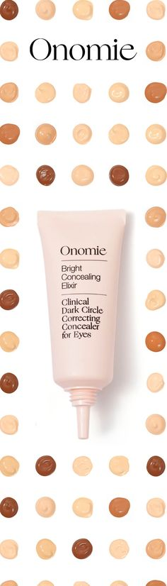 The Allure Beauty Editors say Onomie's Bright Concealing Elixir is thick enough to conceal serious dark circles but not dry or cakey, and have named it 2015's Best of Beauty Concealer. Find your shade today!