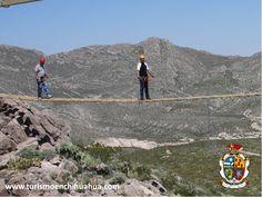 TURISMO EN CUIDAD JUÁREZ. El Parque Extremo Trepa Changa le ofrece las siguientes actividades: Paintball, área para acampar, renta de cuatrimotos, puentes colgantes, bicicleta de montaña, excursiones, área para alpinismo, columpios, juegos de video, futbolitos, rocola con karaoke, ring de arena con guantes gigantes, escalada en roca, terrenos 4x4 y tiro con arco. Venga a disfrutar de este parque en la hermosa Ciudad Juárez. #turismoenchihuahua