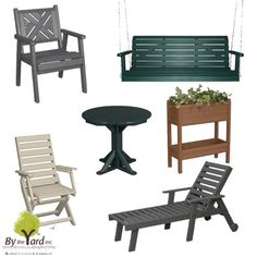 By The Yard: American Made Outdoor Furniture U0026 Accessories