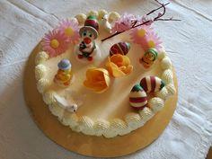 La torta di Pasqua di Gelatiamo