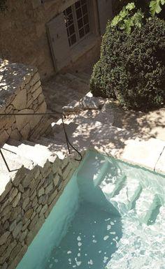 Fantastisk renovering av ett stenhus i Provence - Lilly is Love