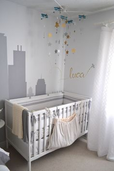 """""""Welcome Home"""" Nursery and Guest Room Re-Design - Project Nursery"""