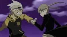 Soul Eater primarily revolves around the adventures of a young meister named Maka Albarn, a student at the DWMA. Description from randomrocker.co.uk. I searched for this on bing.com/images