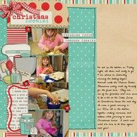 A Project by jubeefish from our Scrapbooking Gallery originally submitted 12/10/11 at 07:58 AM