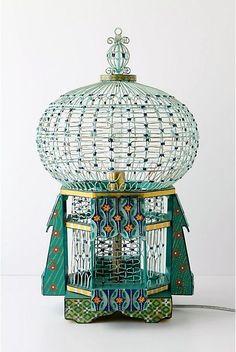 Beautiful moroccan birdcage
