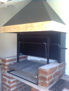 EL QUINCHO - PARRILLAS Parilla Grill, Grill Design, House Design Photos, Rocket Stoves, Dinning Table, Bbq Grill, Kitchen Decor, Outdoor Furniture, Grills