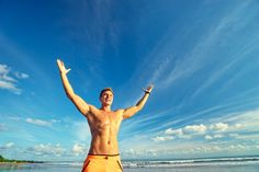 It's possible to get back into a focused work groove without downing an entire pot of coffee beforehand. Here's how to boost your energy without caffeine. My Fitness Pal, Fitness Nutrition, Romantic Beach Getaways, Self Thought, Energy Boosters, Uplifting Words, Negative Thinking, Always Learning, Feel Tired