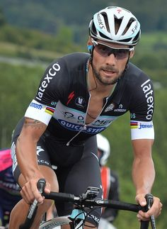 Tom Boonen - Takes stage 3 at Eneco Tour with Demare (FDJ) 2nd & Viviani (SKY) 3rd.