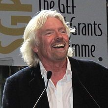 Sir Richard Charles Nicholas Branson , an English business magnate, best known as the founder and chairman of Virgin Group of more than 400 companies.