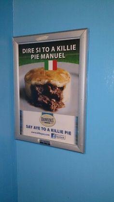 Killie pie!