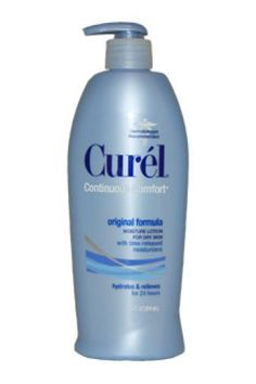Curel Continuous Comfort Lotion For Dry Skin Dermatologist Recommended 13oz 24hr #KaoBrands