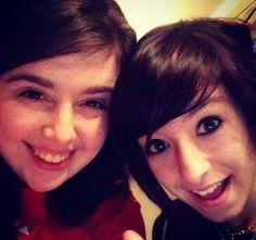 Lauren and Christina