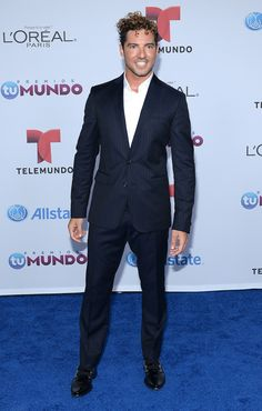 David Bisbal Photos: Telemundo's Premios Tu Mundo Awards