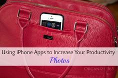 iPhone photo Apps to Increase Your Productivity