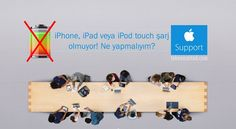 Apple; iPhone, iPad veya iPod touch şarj olmuyor