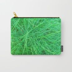 Grass Carry-All Pouch Pouches, Carry On, Grass, Coin Purse, Artist, Hand Luggage, Carry On Luggage, Grasses, Herb