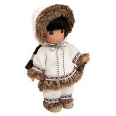 Precious Moments Sulu Eskimo, Children Of The World Series Vinyl Doll, Brunette Precious Moments Wedding, Precious Moments Figurines, Indian Dolls, Make Her Smile, Just Because Gifts, Vinyl Dolls, Doll Maker, Collector Dolls, Halloween