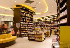 Saraiva Bookstore by FAL Design Estratégico, São Paulo bookstore