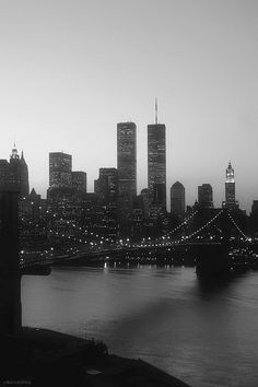 NYC: The view before 9-11