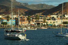 Imágenes de Cabo Verde.- El Muni.
