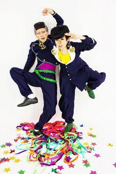 aoto(アオト) Okuyasu Nijimura, Rokku Josuke Higashikata Cosplay Photo - Cure WorldCosplay