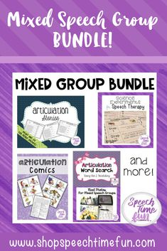 Mixed Group Bundle -