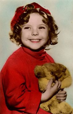 Shirley Temple. *Birthday 23 April (1928)*   http://en.wikipedia.org/wiki/Shirley_Temple