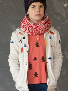 Bobo Choses Autumn / Winter 2015-2016 campaign   www.littlesahou.com