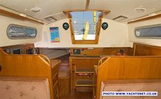 Contessa 32 archive details - Yachtsnet Ltd. online UK yacht brokers - yacht brokerage and boat sales Yacht For Sale, Boats For Sale, Yacht Broker, Sailboat, Interior And Exterior, Sailing, Basketball Court, Dreams, Sailing Boat
