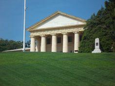 Tomb of JFK, Washington National Cemetery
