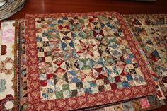 Quilts In The Barn: April 2012