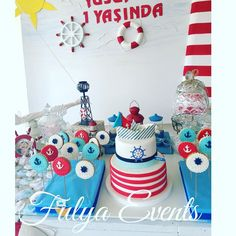 #denizci #sailor#denizciparti #sailorparty #nautical #nauticalparty…