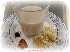 Növényi tejek házilag - Dió Mandula Zab … Előző nap beáztatva tisztított vízben! Csipetnyi szódabikarbóna hozzáadásával összeturmixolni több lépésben, leszűrni … A friss tejek élettanilag a legértékesebbek. 10 dkg mandula 2 dl meleg vízben áztatva. Diabetic Recipes, Diet Recipes, Glass Of Milk, Panna Cotta, Tea Cups, Food And Drink, Keto, Pudding, Vegan