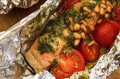 Barbecue Grill, Grilling, Vegan Recipes, Cooking Recipes, Vegan Food, Salmon, Chicken, Dinner, Vegetables