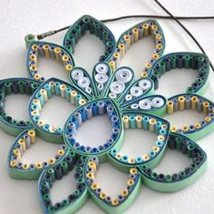 Image result for paper quilled mandalas