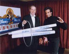David Copperfield in disney #Magic #illusions #Shows Las Vegas #LasVegas