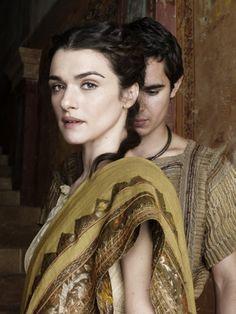 Rachel Weisz as Hypatia in Agora (2009).