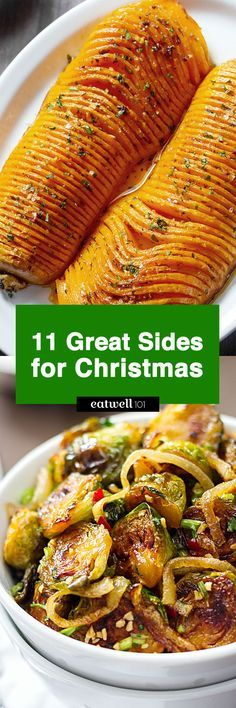 Perk up your Christmas menu and amaze all your guests with one of these excellent sides. They perfectly fit with most of popular christmas mains and will be enjoyed by everybody—ideal for the holid…