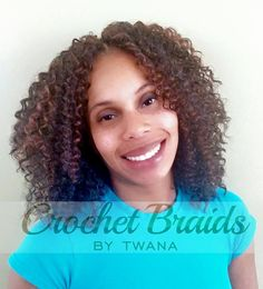 Crochet Braids No Knot Method : Vixen crochet braids with NO LEAVE OUT! HIDDEN KNOT METHOD hair ...