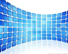 Pixel Wave Background.