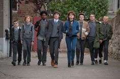 [Sing Street] At its core, the storyline behind Sing Street is simply about music and teenage romance. But even deeper than its '80s soundtrack and garage band focus are numerous themes regarding struggles (and success) with family, loss and creative expression. It's a musical, comedy and drama all in one—and it works beautifully.