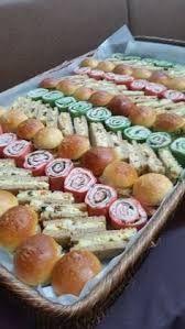 mini sandwiches for party - Google-Suche